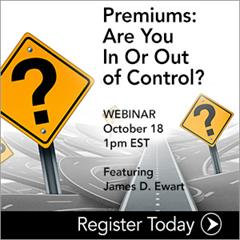 Premiums: Are You In or Out of Control?