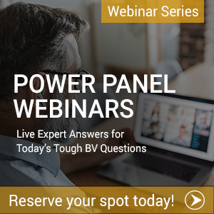 Power Panel Webinar Series