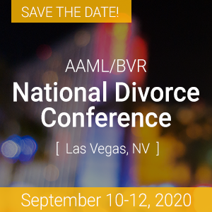 2020 National Divorce Conference