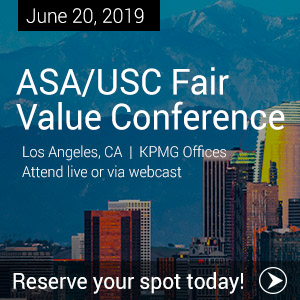 ASA/USC Fair Value Conference