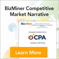 Bizminer Competitive Market Analyzer