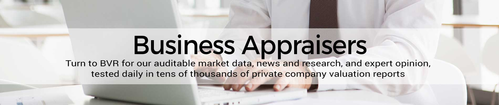 Business Appraisers