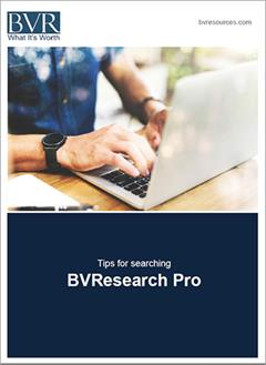 BVResearch Pro Tips Cover