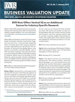 BVU Vertical IQ article cover