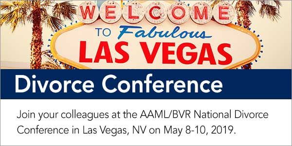 AAML/BVR National Divorce Conference