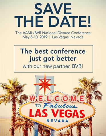 AAML/BVR National Divorce Conference