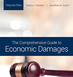 The Comprehensive Guide to Economic Damages Guide Cover