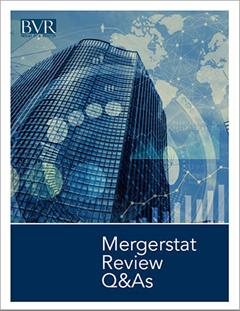 Mergerstat Review Q&A Cover Image