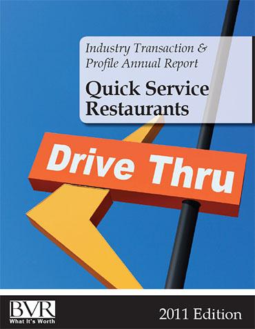 Quick Service Restaurants Industry Report