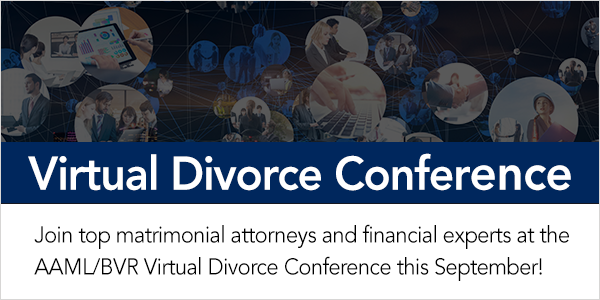 Virtual Divorce Conference Featured Item