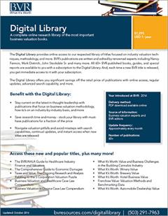 Digital Library Spec Sheet Image