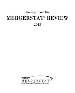 2018 Mergerstat Review