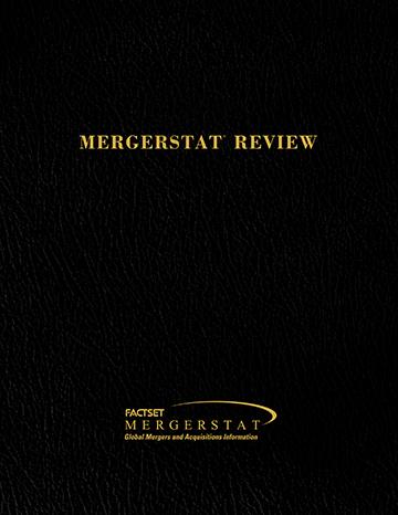 2021 Mergerstat REview