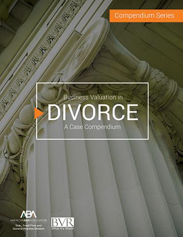 ABA Divorce Compendium FCover thumb