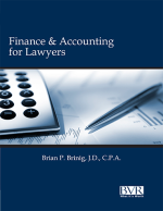 Finance and Accounting for Lawyers