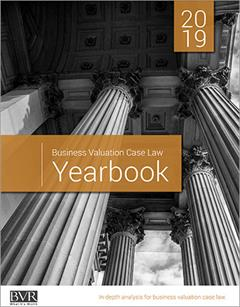 BVR Legal and Court Case Yearbook 2019