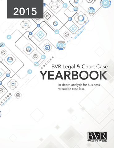 BVR Law Yearbook 2015