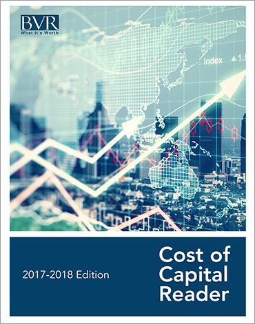 Cost of Capital Reader 2017