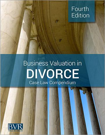 Divorce Compendium Fourth Edition 2019
