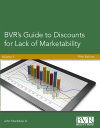 Guide to Discounts for Lack of Marketability Cover