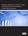 Fairness Opinions in Today's Legal and Economic Environments Cover