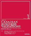 Guide to Canadian Business Valuations