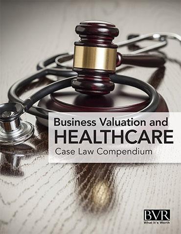 Healthcare Case Law Compendium 2016