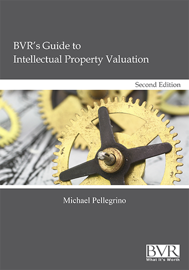 Intellectual Property Valuation Cover