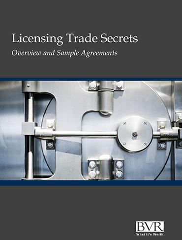 Licensing Trade Secrets