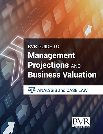 Management Projections Guide 2021