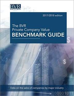 Private Company Value Benchmark Guide