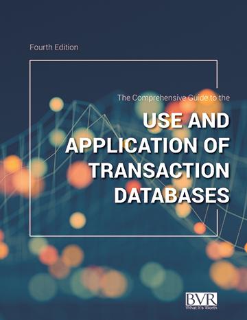 Transaction Databases Guide