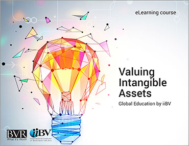 Valuing Intangible Assets eLearning Course