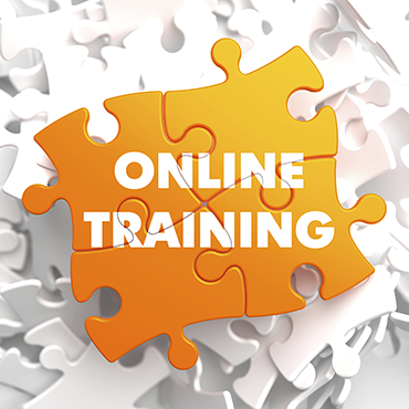 Online Training Puzzle Pieces
