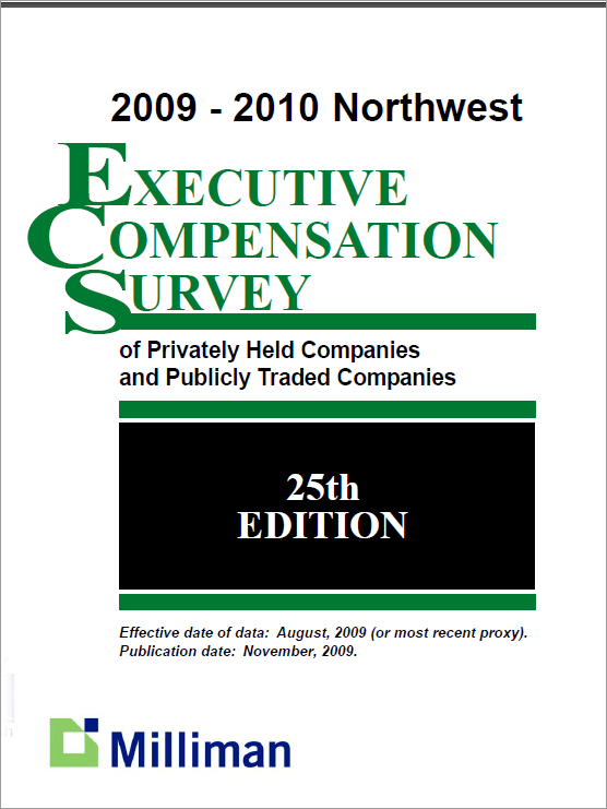 2009-2010 NW Milliman Survey