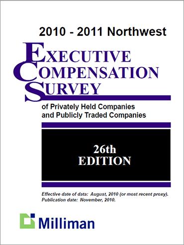 2010-2011 NW Milliman Survey