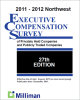 2011-2012 NW Executive Compensation Survey of Privately Held Companies and Publicly Traded Companies
