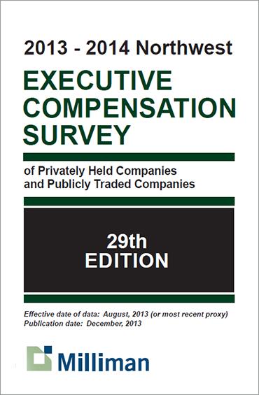2013-2014 NW Milliman Survey