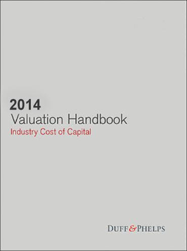 2014 Valuation Handbook - Industry Cost of Capital