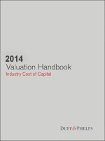2014 Valuation Handbook - Industry Cost of Capital