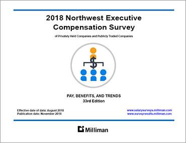2018 Northwest Executive Compensation Survey