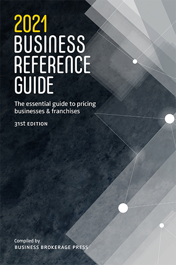 2021 Business Reference Guide Cover