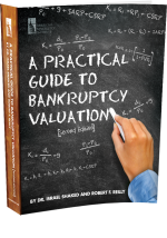 A Practical Guide to Bankruptcy Valuation, Second Edition