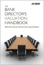 Bank Directors Valuation Handbook