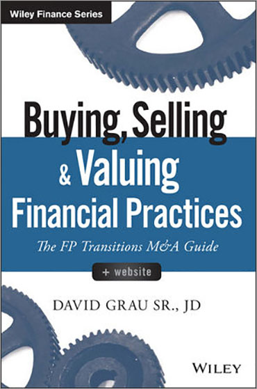 Buying, Selling & Valuing Financial Practices