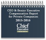 CEO and Senior Executive Compensation Report 2015-2016