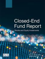 Closed End Funds - Stocks & Equity 2019