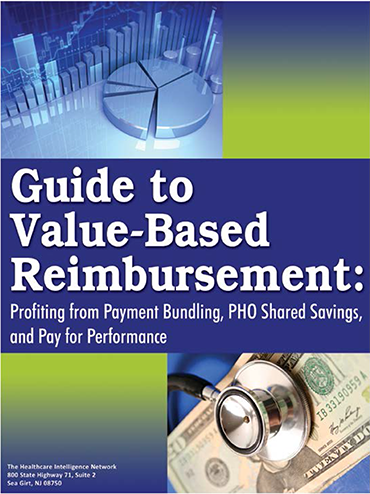 Guide To Value Based Reimbursement
