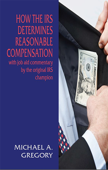 IRS and Reasonable Compensation