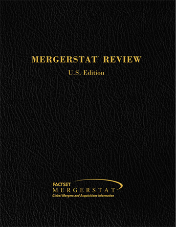 Mergerstat Review Cover